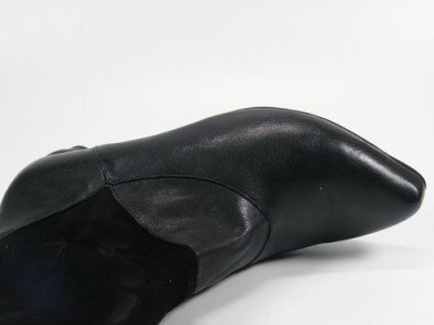 THINK 83237 tRALALA bottes pour femme! Noir - Schwarz/Kombi