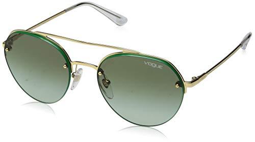 Ray-Ban Women's 280/8E Sunglasses, Gold, 54