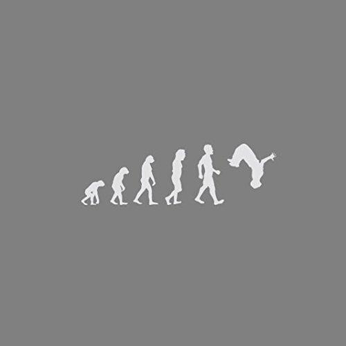 Parkour Evolution - Herren T-Shirt Dunkelblau