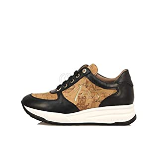 Alviero Martini 1 CLASSE Sneakers Women Black 35