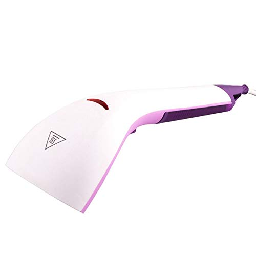 Mini Tragbares Dampfbügeleisen Schnelle Erwärmung Bügeleisen Haushaltsgerte Dampfbgeleisen Tragbarer Kleidungsdampfer Dampfbürste Fr Alltag & Reise(Purple)