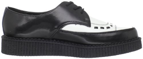 T.U.K. Pointed Creeper , Baskets mode mixte adulte Noir