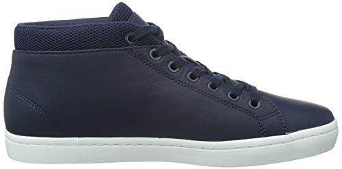 ... Lacoste Straightset Chukka 316 3, Baskets Basses Homme Bleu - Blau (NVY  003)