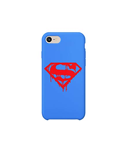 Bloody Superman Superhero Logo Case Handyhülle Hülle for Samsung S10 Plus Protective Protection Drop Proof Case Handyhülle Hülle Cover Compatible with Samsung S10+ Plus