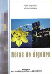 Notas de Álgebra (Académica) por Bernardino Roig Sala