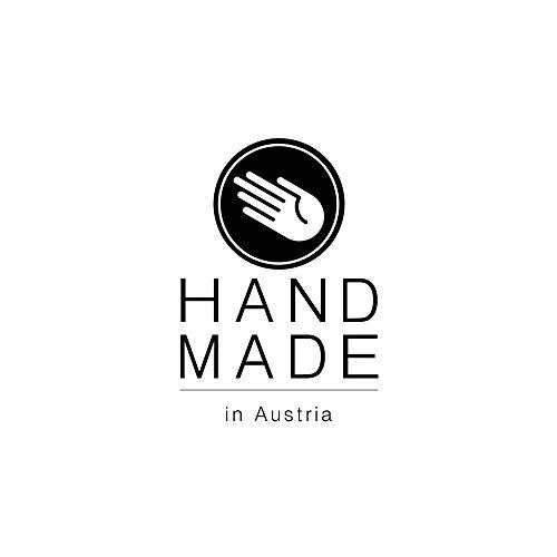 Premium Emaille Küchensieb ~ Pure white ~ 19 cm Ø ~ Made in Österreich - 3