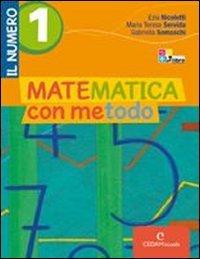 Matematica con metodo. La geometria. Per la Scuola media. Con espansione online: 1