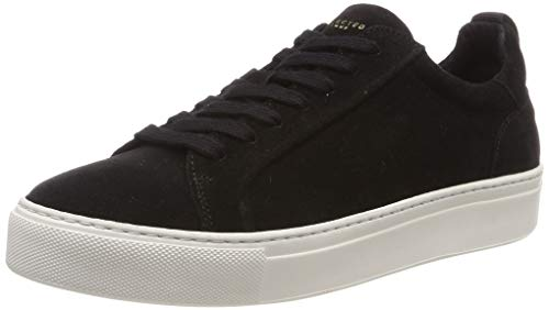 SELECTED FEMME Slfdonna Suede Trainer B, Sneakers Basses Femme