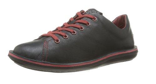Camper 18648, Sneaker uomo, Nero (Schwarz (Muffler Negro/Human Negro)), 44