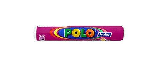 Polo Fruits 3x40g - Erfrischungs-Bonbons