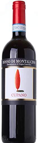 Rosso Di Montalcino D.O.C. Rosso Di Montalcino 2016 Cupano Rosso Toscana 14,0%