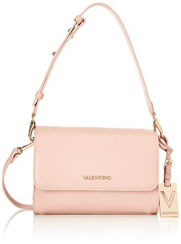 Mario Valentino Valentino by Damen Summer Memento Tornistertasche, Pink (Cipria/Multicolor) 8x15x23 cm