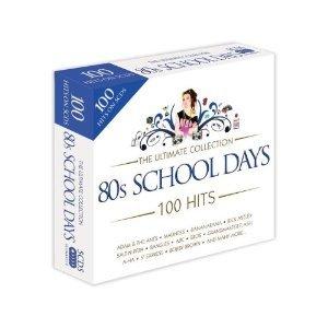 Hundert tolle Hits aus den 80er Jahren (CD Compilation) (80er Top-hits Jahre)