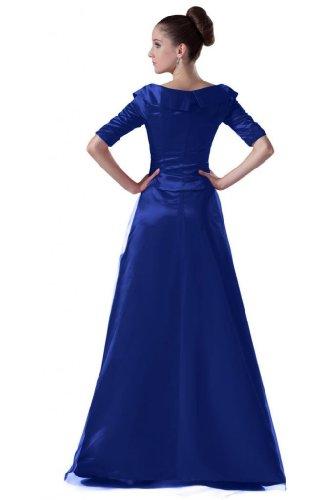 Lemandy - Robe -  Femme Bleu - Bleu marine