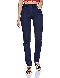Stalk Buy Love Women's Denim Navy Paige Jeans