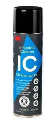 3M CLEANER - SPRAY (Industriereiniger auf Limonenbasis 500ml) - 3m Spray