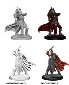 WizKids Dungeons & Dragons: Icons of The Realms: Monster Menagerie 3 Booster Pack