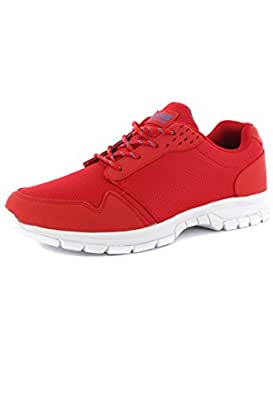 boras contra chaussures rouge baskets femme en matelas grande taille blau rot 46 eu amazon. Black Bedroom Furniture Sets. Home Design Ideas