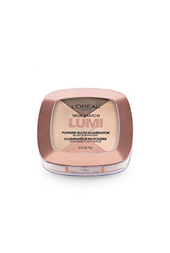 L'Oreal Paris True Match Lumi Powder Glow Warm Illuminator, Gold, 9g