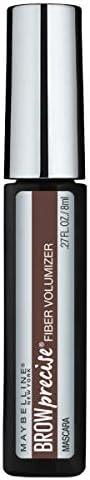 Maybelline Brow Precise Fibre Filler 05 Medium Brown - 8 ml, Brown