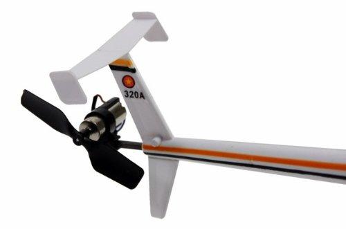 Nine Eagles Bravo SX 4-Kanal RC Hubschrauber - 7