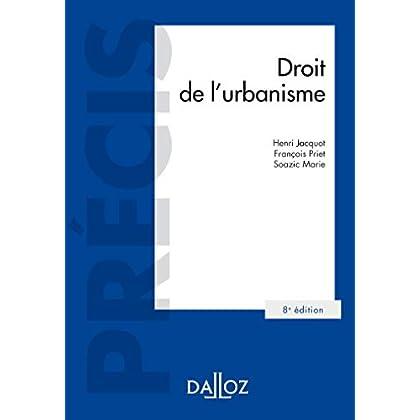 Droit de l'urbanisme - 8e éd.