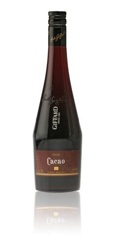 Giffard Crème de Cacao (Kakao) Brun 0,7 Liter 25% Vol.