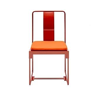 Driade MINGX Outdoor Stuhl - orange - Konstantin Grcic - Design - Gartenstuhl