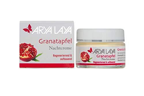Granatapfel Nachtcreme, 50ml