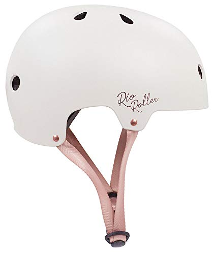 Rio Roller Rose Helm 2019 Cream, S/M -
