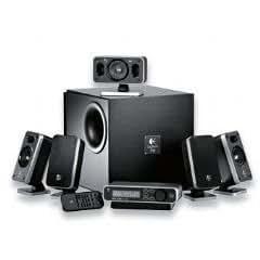 Logitech Z-5400 Digital Speakers