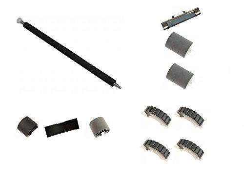 HP LaserJet 5000N c4111a Wartung Roller Kit mit Anweisungen - Teile Paper Feed