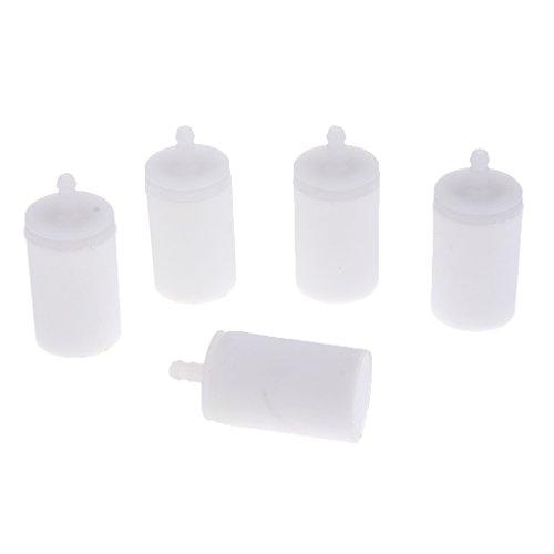 Gazechimp Kettensäge Kraftstofffilter / Benzinfilter Set/5pcs -