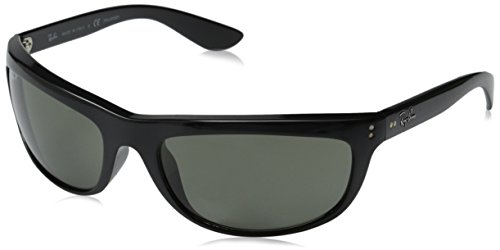 Ray-Ban-Balorama-Sunglasses-in-Black-Green-Polarised-RB4089-60158-62
