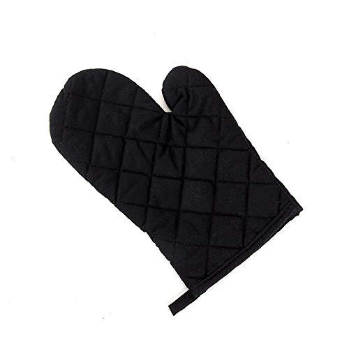 HUAXF Isolierte Handschuhe, Hochtemperatur- und Verbrühungsschutz, Isolierwerkzeug für Küchenmikrowellenherde, 2 Packungen