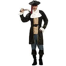 My Other Me - Disfraz de pirata fashion, para hombre, talla M-L (Viving Costumes MOM02312)