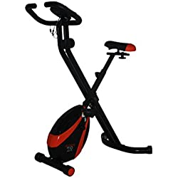 OLYMPIC 2000 FOLDING EXERCISE BIKE FIT4HOME (VARIOUS COLOURS)