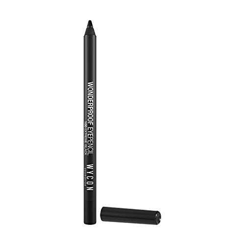 WYCON cosmetics EYEPENCIL WONDERPROOF EXTREME matita interno ed esterno occhi 100 extreme black