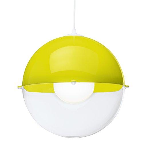 koziol-orion-solid-1911119-lampara-de-techo-color-verde-y-transparente