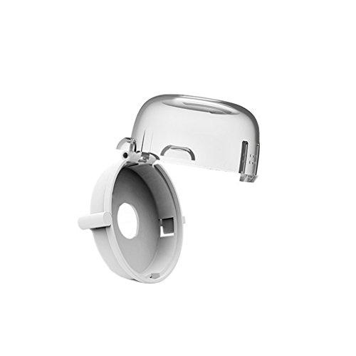 Meisijia 2pcs / 4pcs Kind Safegaurd Verschluss Küche Herd Backofen Herd Knob Abdeckung Switch Control Guard Shield