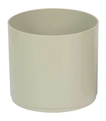 Euro 3 plast 3 2841 Miu Vase, 11 cm, romarin, vert