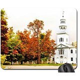 Church of Bennington, Vermont Mouse Pad, Mousepad (Religious Mouse Pad)
