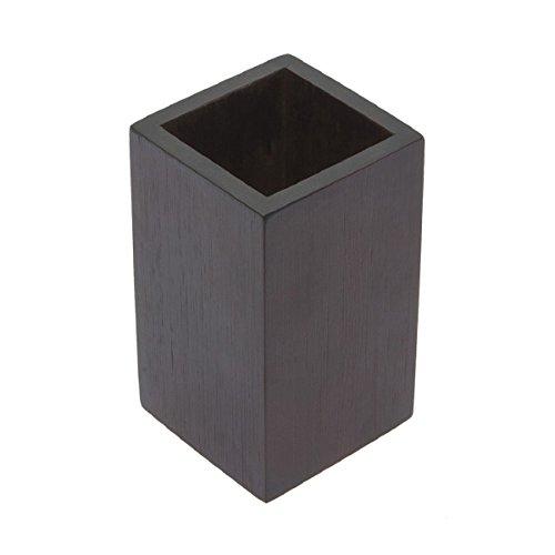 Carpemodo Zahnputzbecher//Keramik//6x6x11 cm//Wei/ßRosa//Harmony