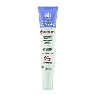 Jonzac Sublimactive – Crema antiarrugas para pieles sensibles y secas de consistencia alta (40 ml)