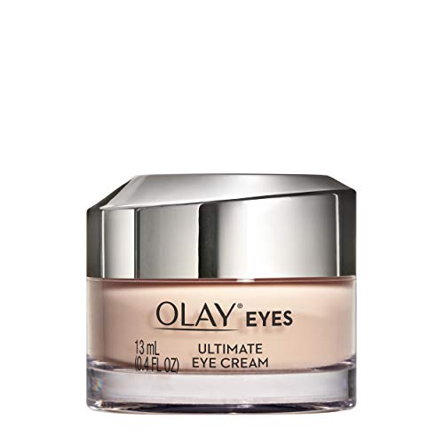 Hautpflege Ultimate Moisture Cream (Olay Eyes Ultimate Eye Cream for Wrinkles, Puffy Eyes and Under Eye Dark Circles, 0.4 Fl Oz Packaging may Vary)