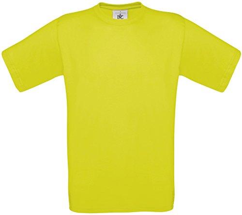 B&C - T-Shirt 'Exact 190' X-Large,Pixel Lime