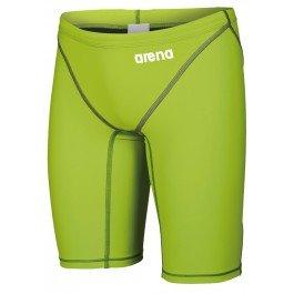 Arena Powerskin ST 2.0 Jammer - Bañador de Competición para Hombre, Verde (Lime Green), XL (Talla del Fabricante: 80 FR)