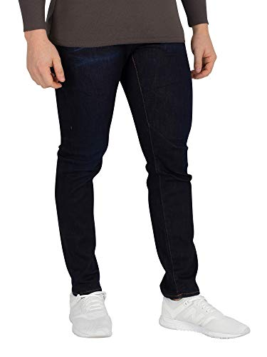 G-Star Herren D-STAQ 5 Pocket Slim Fit Jeans, Blau, 34W x 30L