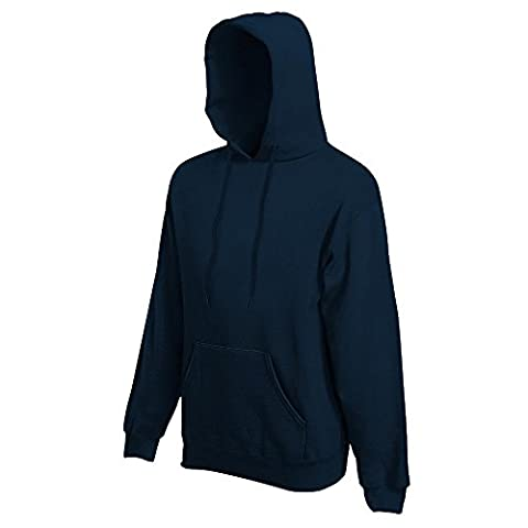 Fruit of the Loom - Kapuzen-Sweatshirt 'Hooded Sweat' XL,Deep Navy