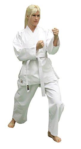 S.B.J - Sportland mittelschwerer Karateanzug Nidan 12 OZ, 180 cm